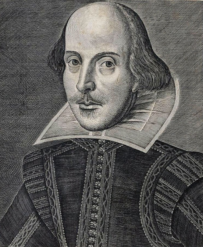 Porträt William Shakespeare